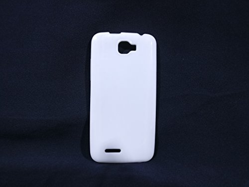 iCandy™ Colorfull Thin Soft TPU Back Cover For Micromax Canvas Mad A94 - White  available at amazon for Rs.109