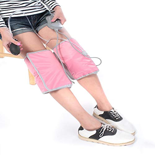 Hixgb ginocchiere riscaldanti elettriche, stovepipe a infrarossi lontani, massaggiatore elettrico della gamba di vibrazione, massaggiatore pneumatico, ginocchio calde vecchie gambe fredde