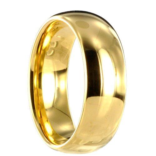 Fede nuziale anello fidanzamento tungsteno tungsten fido x14145, tungsteno, 32, cod. x1414572