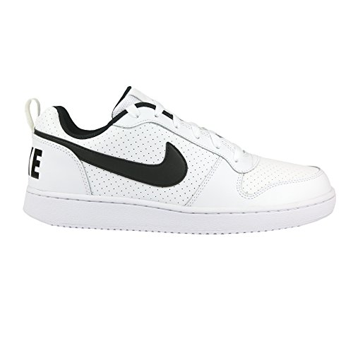 Nike Herren Court Borough Low Basketballschuhe Weiß