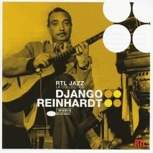 rtl jazz la collection django reinhardt musik. Black Bedroom Furniture Sets. Home Design Ideas