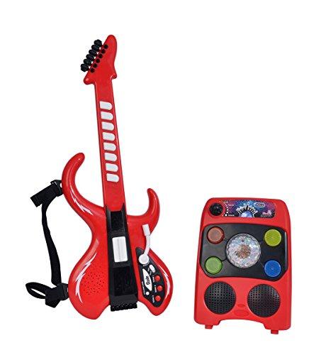 Simba 106834251My Music World Disco Guitarra con Amplificador