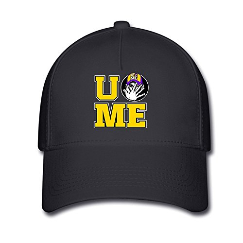 John Cena Summer Slam Wrestling Baseball Caps Hat One Size Black ()