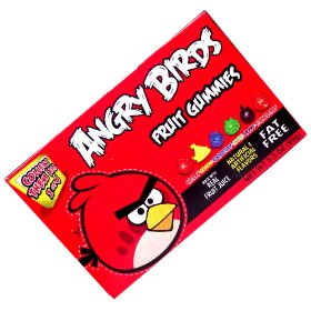 Image of Angry Birds Gummies Red Box 3.5 oz (99g) [Misc.]