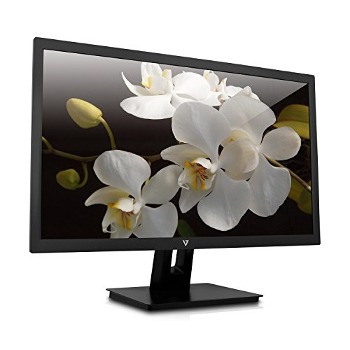V7 L215IPS-2E 21.5IN 54.6CM IPS LED 1080P FHD 16:9 HDMI/VGA/SPEAKER 5MS - (Monitors > Monitors)
