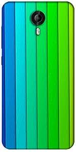 Snoogg Flow Design 2379 Designer Protective Back Case Cover For Micromax Canvas Nitro 3 E455