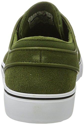 Nike Zoom Stefan Janoski, Scarpe da Skateboard Uomo Verde (Legion Green/white/black)