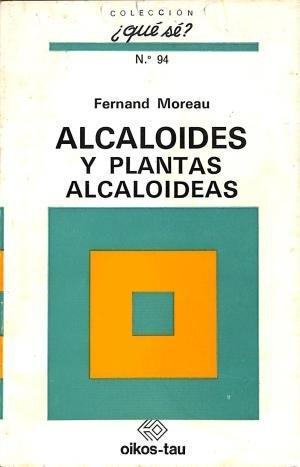 Alcaloides y plantas alcaloideas