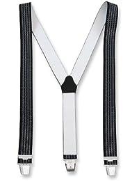Hochwertige Hosenträger Muster Extra Starker Clip