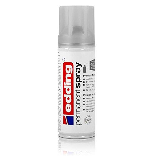edding® permanent spray, Klarlack seidenmatt