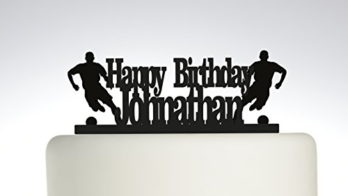 birthday-cake-topper-personalised-happy-birthday-your-name-football-footballer-ideal-birthday-cake-d
