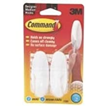 Utility Hook [Set of 2] by Command