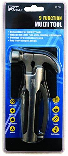 Pro user bb-pl1709funzione multi tool–argento