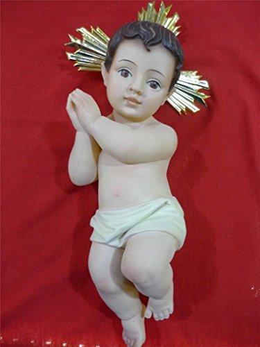 Amazing Niño Jesús figura muñeca de tierra santa & muy detallada Beautiful 14.6