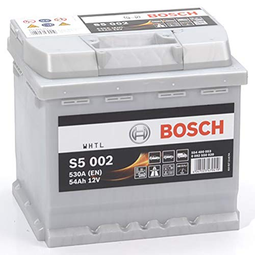 Bosch 0092S50020 Batterie 54 mAh 530 A Suzuki Swift Turbo