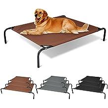 WOLTU® Hundebett Hundesofa Hundeliege Bett Katze Hunde Haustierbett 90*60*20cm HT2083br1