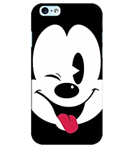 Findstuff Printed Back Cover For Apple iPhone 6