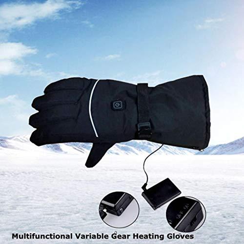 Guanti riscaldati elettrici  Impermeabili per l'escursionismo