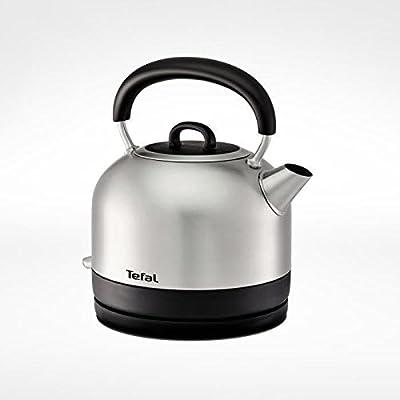 TEFAL KI320D12 Bouilloire électrique Retro Design - Inox