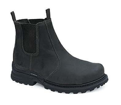 Workforce 7dp bottes de s curit hommes chaussures et sacs - Amazon chaussure de securite ...