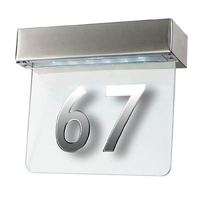 s`luce One LED-Außenleuchte / Displayleuchte KH841-2 von Licht-Design Skapetze GmbH & Co KG auf Lampenhans.de