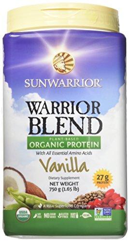 Sunwarrior Warrior Blend Vanilla, 750 g