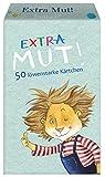 Extra-Mut: 50 löwenstarke Kärtchen (Geschenke für dieSchultüte und alle weiteren Events fürKinder)