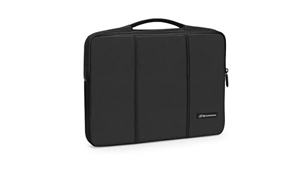 Brenthaven Eclipse I Jet Black Sleeve borsa per notebook 35