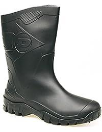 Dunlop Homme DUK680211 Bottes - Noir, FR 42