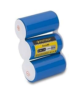 Batterie [ Ni-Mh; 2000mAh; 3,6V ] pour Gardena forbici pour erba Accu 45 | Accu 60 | 8800 | 8810 | 8808 | Typ 60 | Vario RV-E6