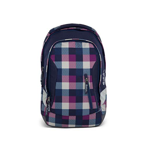 Satch Sleek Berry Carry, ergonomischer Schulrucksack, 24 Liter, extra...