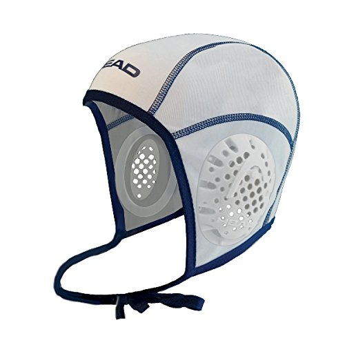 Head Waterpolo Cap (White)