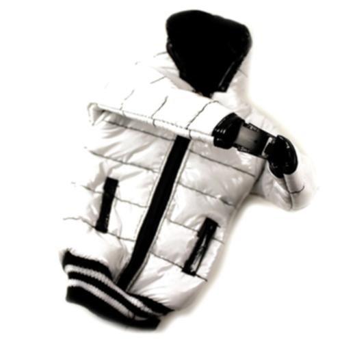 Schutzhülle Tasche Daunenjacke weiß und schwarz XXXL für Snooper CC5400Ventura Serie 5