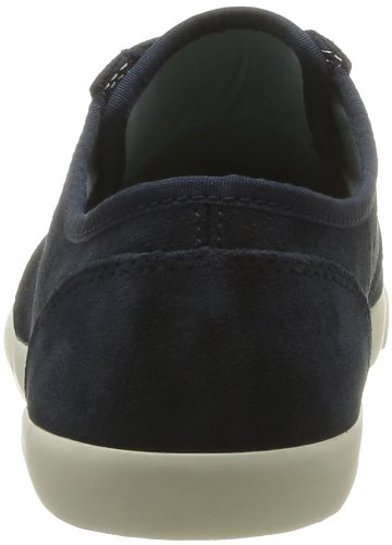 Clarks - Sneaker Torbay Lace Blu (Dark Navy Suede)