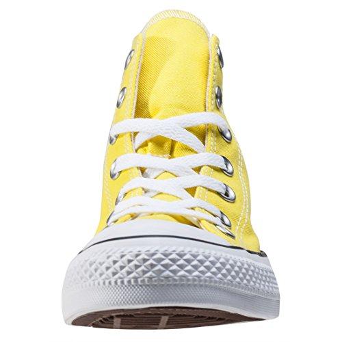 converse ctas jaune fresh