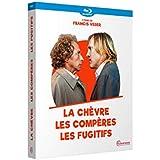 Coffret Francis Veber / Pierre Richard 3 films : Les Compères + Les Fugitifs + La Chèvre