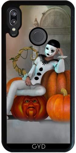 DesignedByIndependentArtists SilikonHülle für Huawei P20 Lite - Pumkin Clown by ()