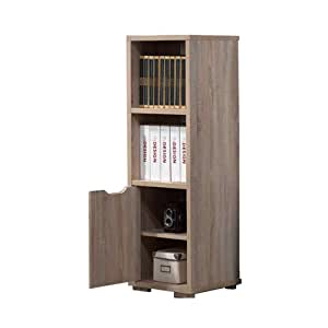 homestyle4u kommode b cherregal sideboard schrank raumtrenner regal schubladen s gerau amazon. Black Bedroom Furniture Sets. Home Design Ideas