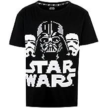Star Wars Camiseta de Manga Corta - Para Niño