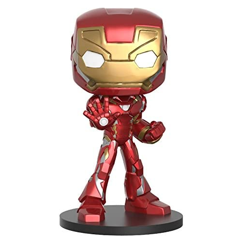 Figura Iron Man Wobbler