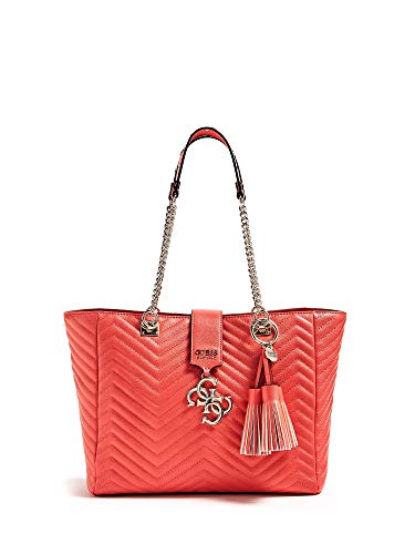 Guess Violet Carryall Coral