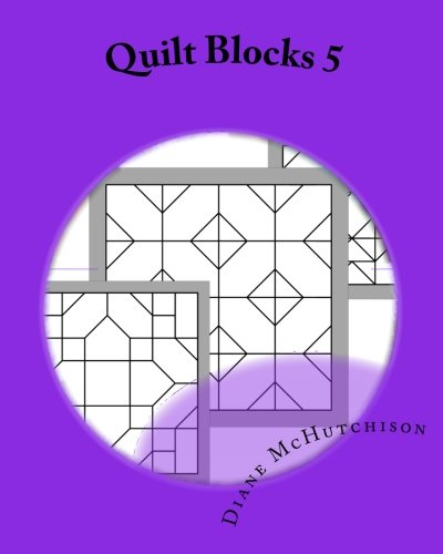 Quilt Blocks 5: Another Set of Stained Glass Patterns