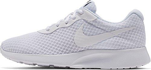 Nike Damen Tanjun Laufschuhe, Weiß (Weiß), 39 EU (Nike-turnschuhe Für Frauen)