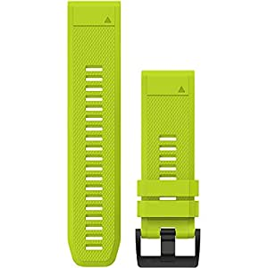 Garmin Band for QuickFit 20 Yellow, 010-12517-01 (Yellow)