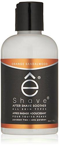 eShave Orange sandalwood  soother