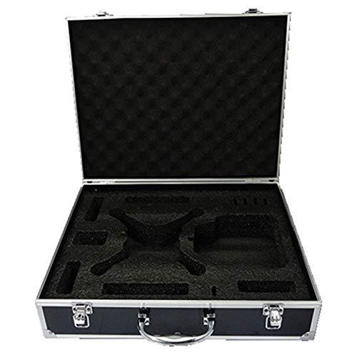 Esun Europe GmbH Drohne Koffer Aluminiumkoffer Transportkoffer Schutz für Syma X5C/X5C-1, X5SC, X5SW/X5SW-1, X5HC, X5HW Quadrocopter