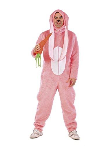 rhase Crazy rosa M (Plüsch Schneemann Kostüme)