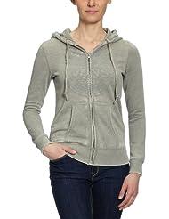 Vans Damen Sweatshirt Neon Hoody
