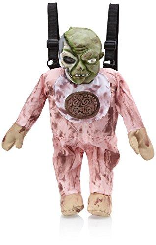 Leg Avenue A1046 - Zombie Baby-Rucksack, Einheitsgröße, (Kostüm Rucksack Baby)