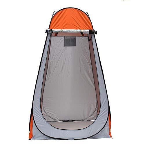 HYwot Tragbares Campingzelt/Reise-Toilette, 1,2 x 1,2 x 1,9 m